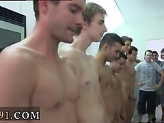 bunch of twinks play with their cocks in public