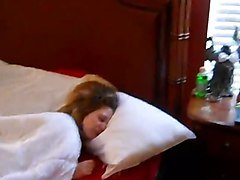 claire heart gets a surprise wakeup