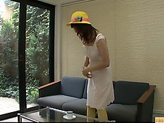 Naho japan girls blowjob before shes creampied