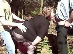 curly curvy lady dogging