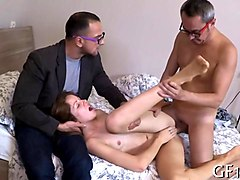 Marsha Lord sperm swallow scene