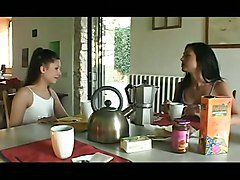 Vannessa Smoke Amp Letizia Bruni In A French Movie