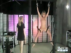 Trisha Uptown Loves Being Tied Up And Getting It Rough