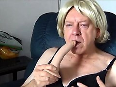 Naughty gigi more smoking and flashing